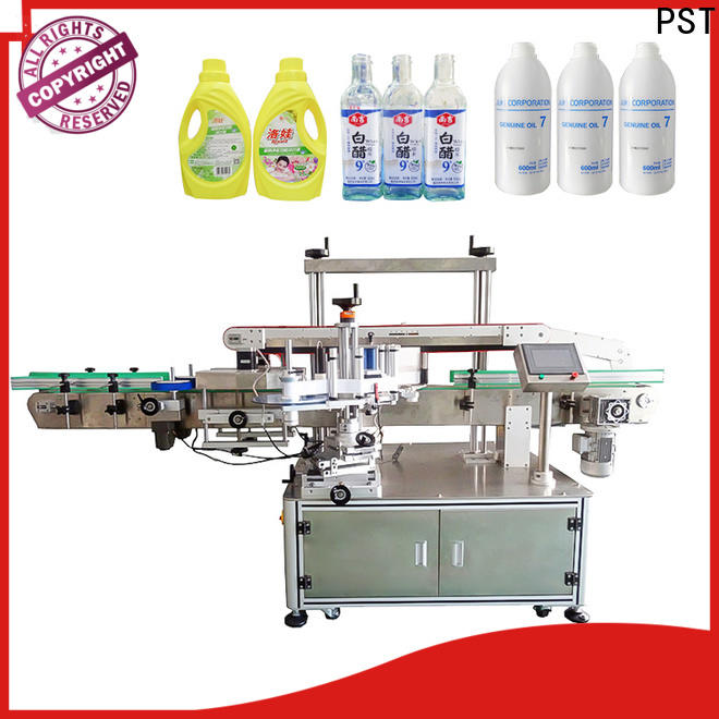 PST label applicator machines supplier for cards