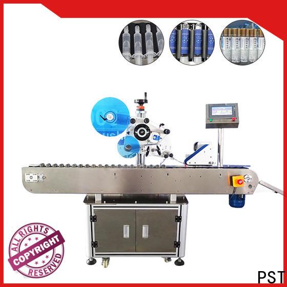 PST bottle labeling machine manufacturer for cards