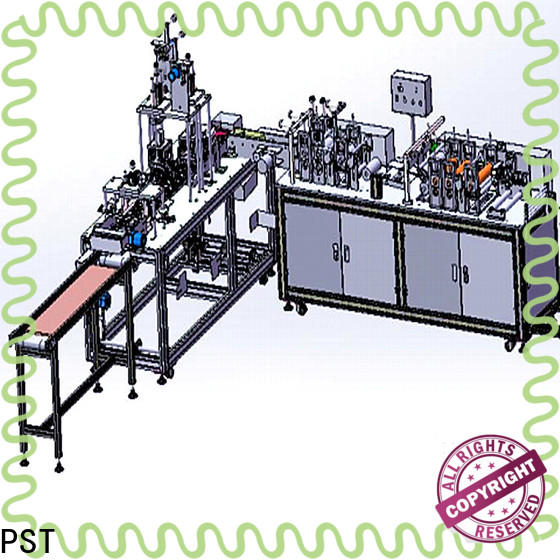 PST KF94 full automatic mask machine supply for medical usage