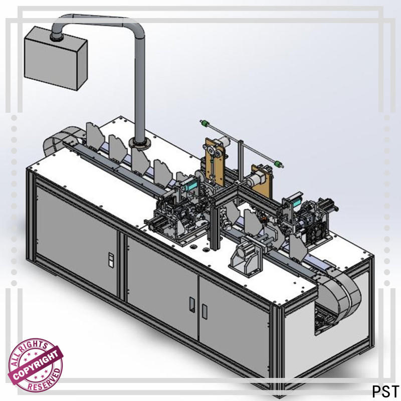 PST KN95 semi-automatic mask machine company for medical products