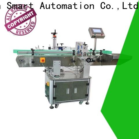 high quality automatic round bottle labeling machine manufacturer for round bottle
