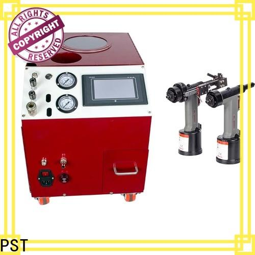 PST automatic pop rivet machine fast delivery for flight case