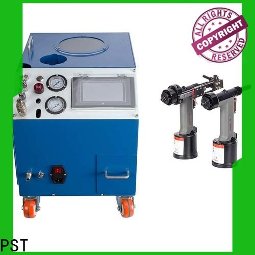 PST pneumatic electric riveting machine company for flight case