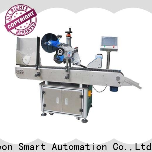 latest automatic bottle label applicator company for cosmetics bottles