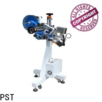 PST automatic flat labeling machine fast delivery for box