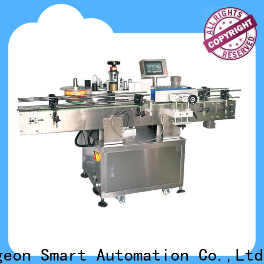 wrap bottles labeling machine factory for boxes