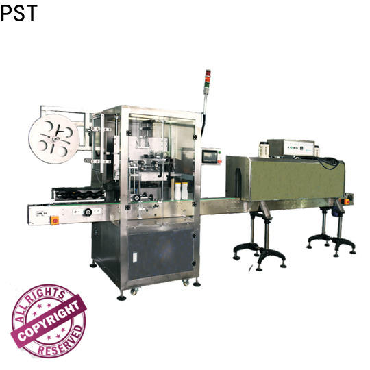 PST sticker labelling machine company for boxes