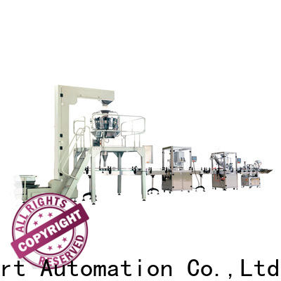 PST custom labeling production line company for manufacturing