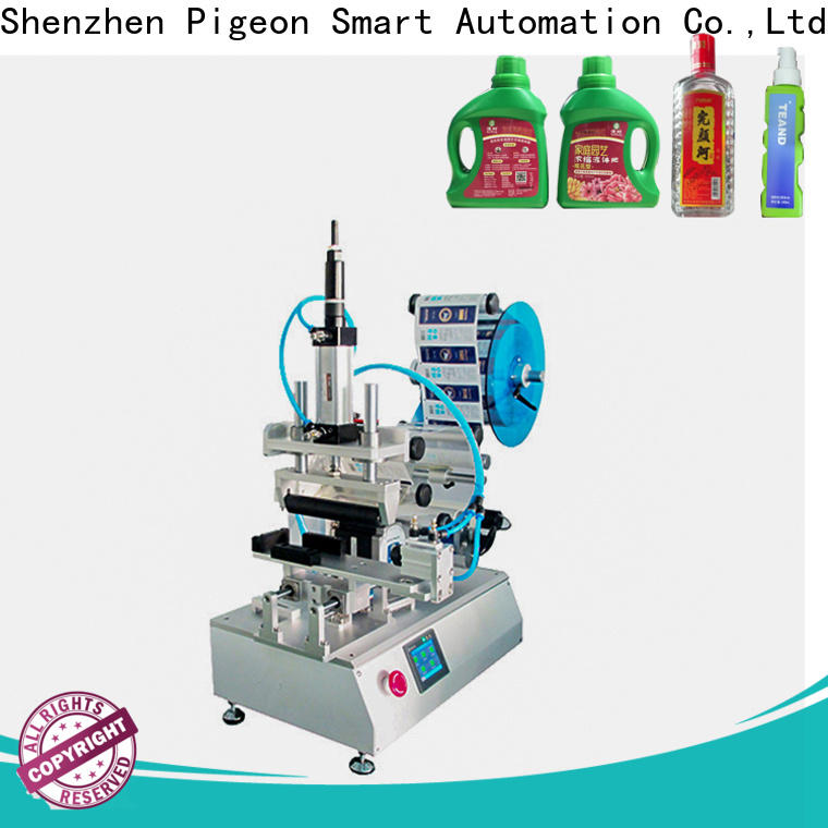 PST semi automatic labeling machine manufacturers for business