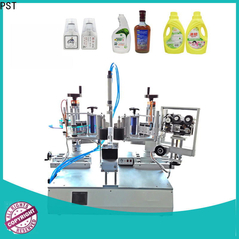 PST semi auto labeling machine suppliers for sale