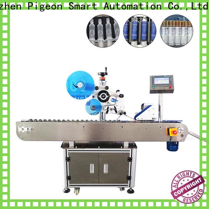PST antitamper labeling machine design for industry