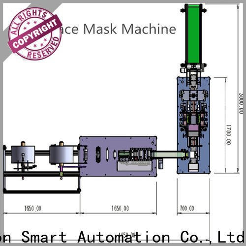 PST flat disposal face mask machine suppliers for sale