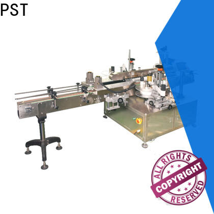 PST double side sticker labeling machine manufacturer for cards