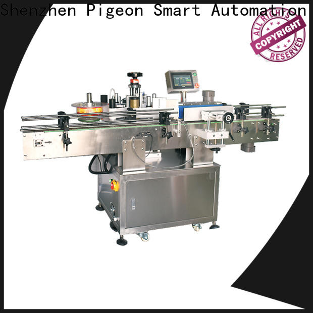 PST auto label machine company for square bottles