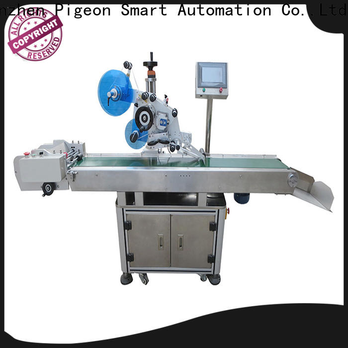 best flat labeling machine supplier for round bottles
