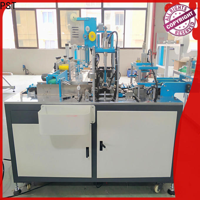 PST face mask making machine factory for medical usage