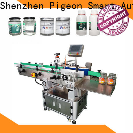 PST wholesale bottles labeling machine factory for round bottles