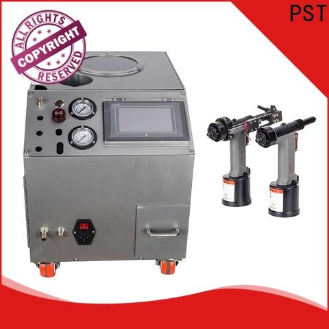 PST automated riveting machine factory for kitchen hood