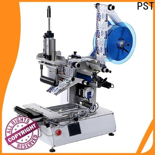 PST auto label machine factory for boxes