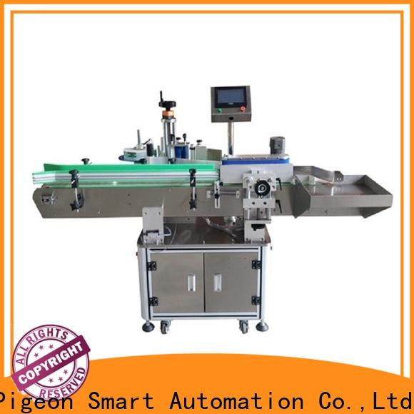 latest automatic bottle label applicator company for round bottle