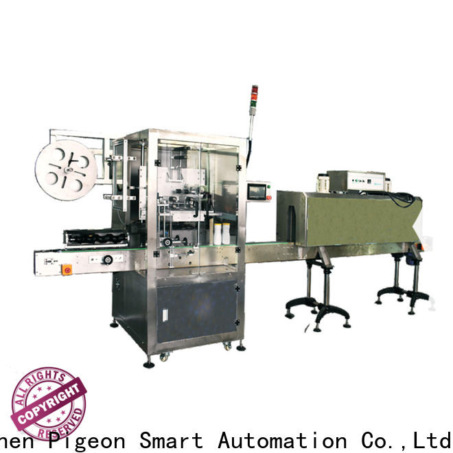 semi automatic bottles labeling machine supply for cards