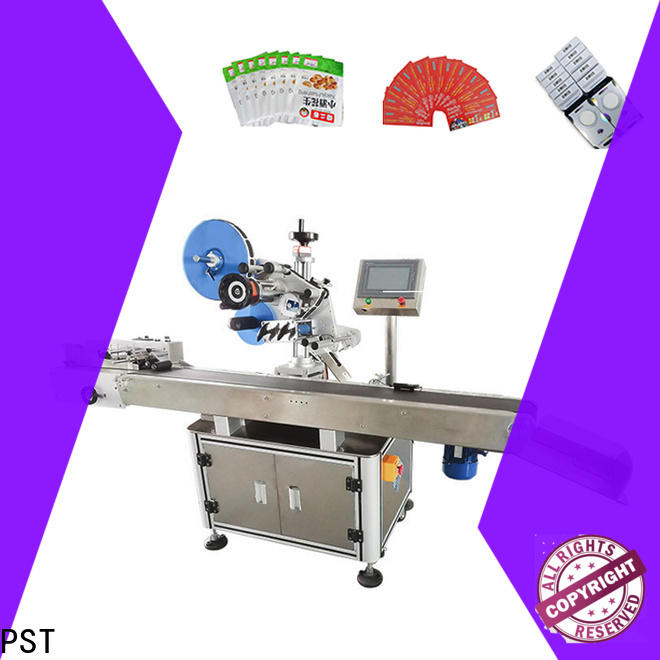 PST latest automatic label applicator machine company for industry