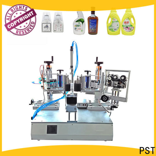 PST semi auto labeling machine suppliers for business