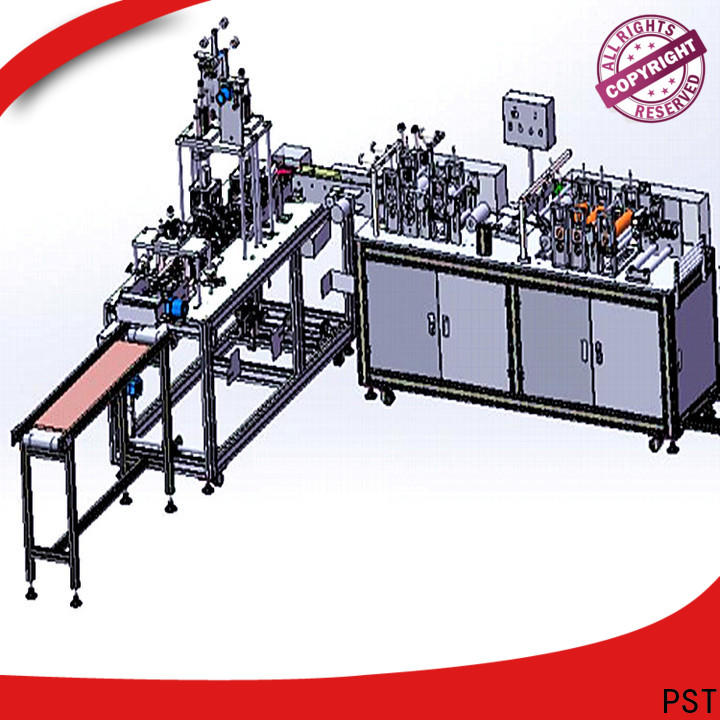 PST KF94 full automatic mask machine manufacturers for medical products