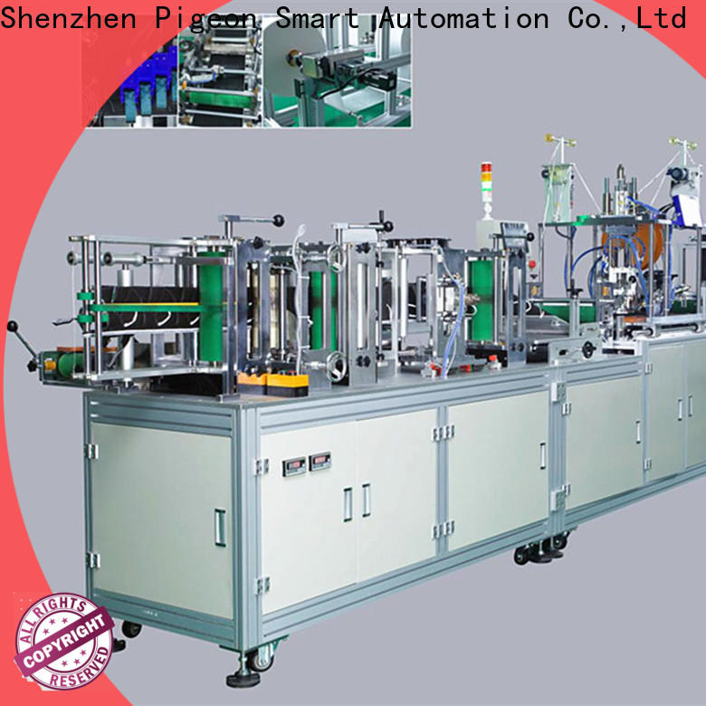 PST superior quality KN95 mask machine company for buiness