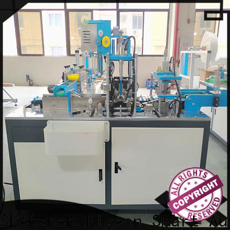 PST latest face mask machine factory for medical usage