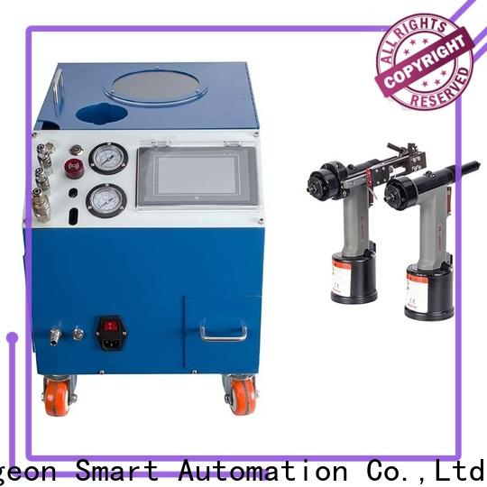 PST automatic pop rivet machine factory for blind rivets