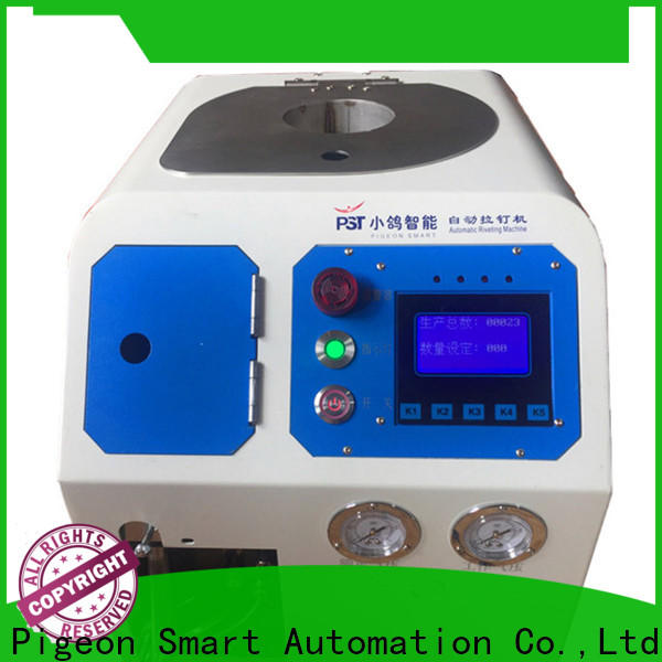 PST best automatic riveting machine company for server case