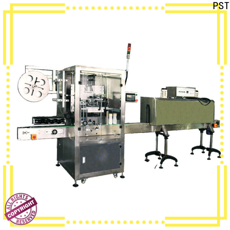 PST auto label machine for busniess for cards