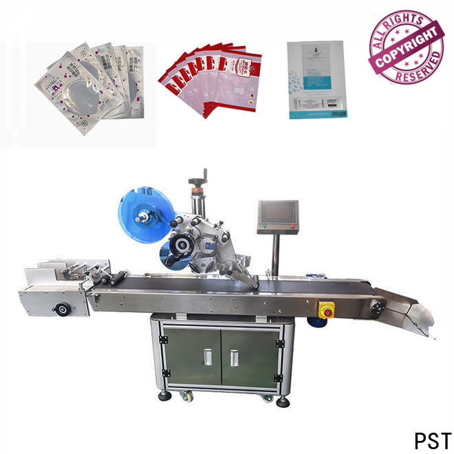high precision flat labeling machine factory for cards