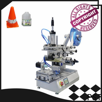 PST flat labeling machine manufacturer for book