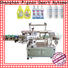 high quality automatic label applicator machine customization for square bottles