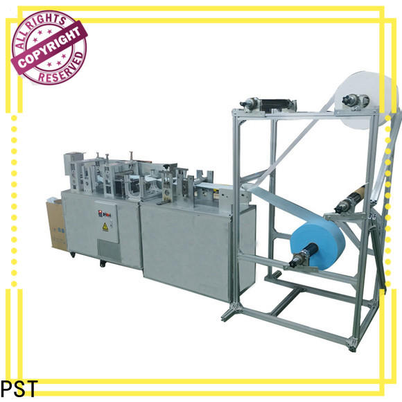 PST flat face mask machine supply for sale