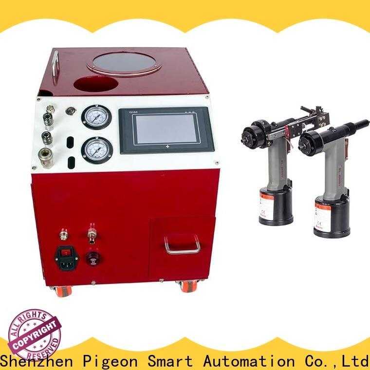 PST electric riveting machine for busniess for blind rivets