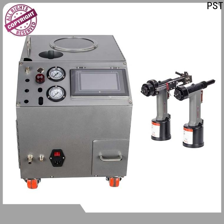 PST auto riveting machine factory for blind rivets