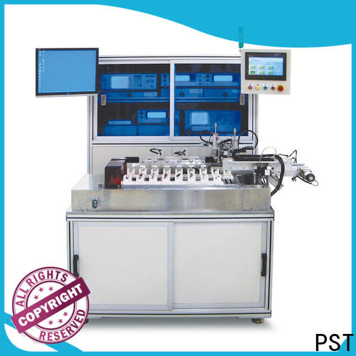 PST automatic image detecting and packing machine company for automotive switches