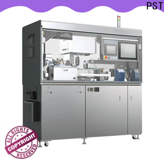 PST semi automatic automated vision inspection systems company for electric power tools