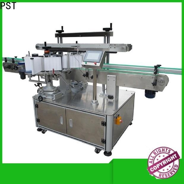 custom side label applicator factory for round bottle