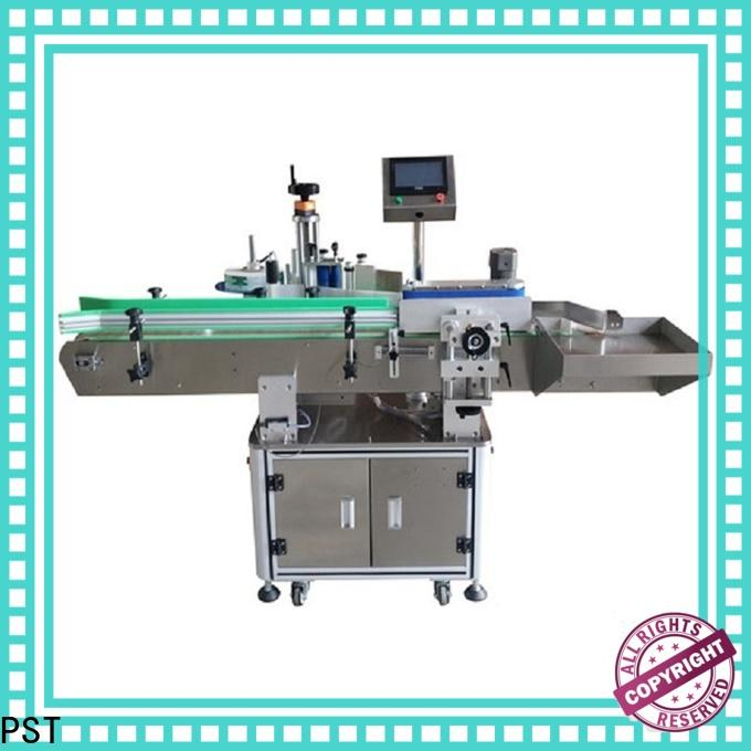 latest round bottle labeler with custom service for round bottle