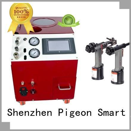 PST automatic pop rivet machine supplier for flight case