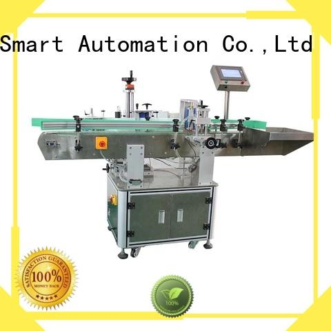 speed sides auto label machine semiautomatic PST company