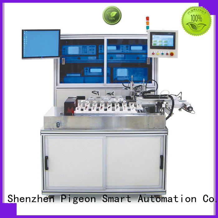 semi automatic automated vision inspection systems factory for electric power tools
