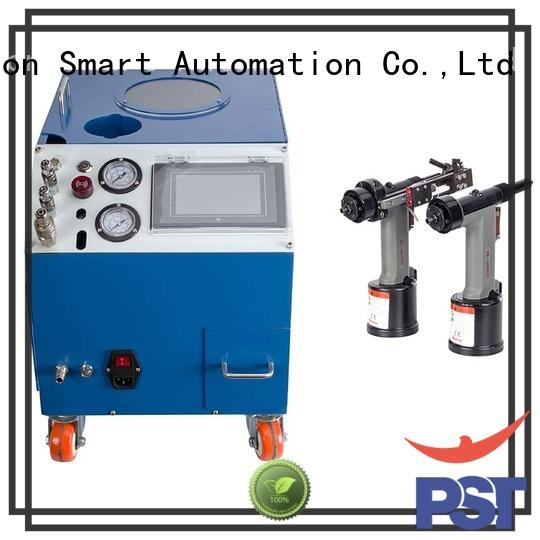 color blind machine automatic feeder for blind rivets PST Brand