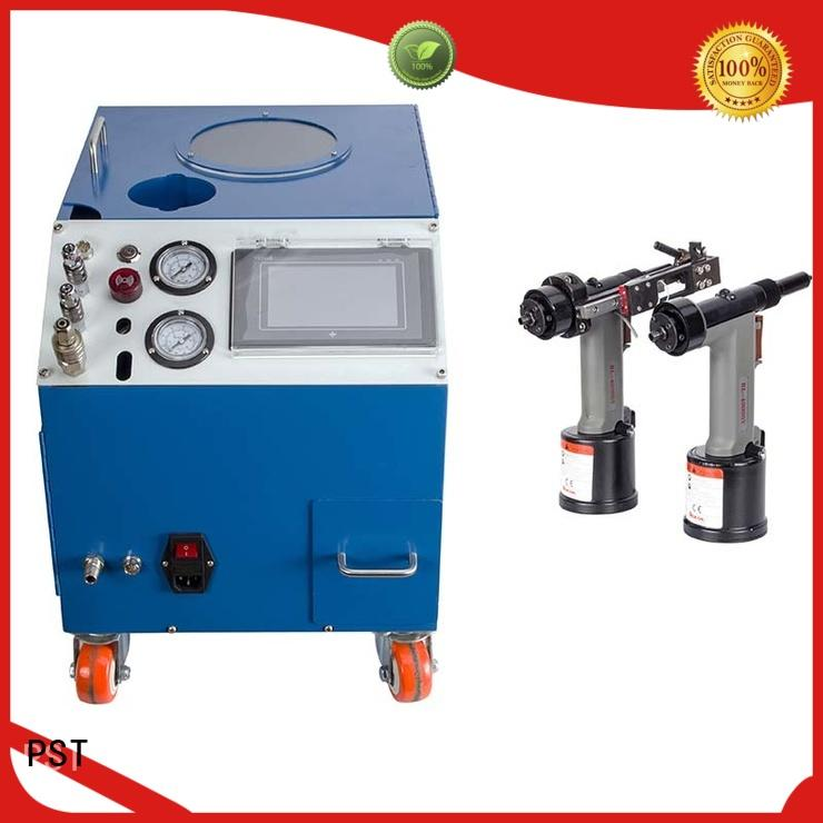 automatic rivet machine manufacturer machine blind PST Brand