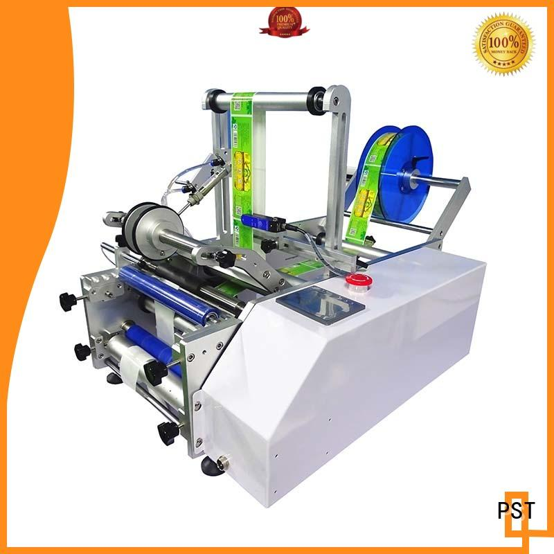PST precision shrink sleeve label machine with label sensor for industry