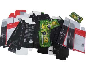 PST flat labeling machine supply for square bottles-24